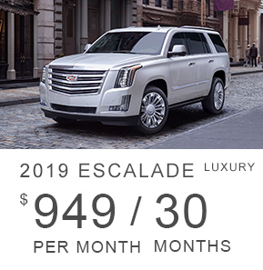 2019 Cadillac Escalade Luxury Collection