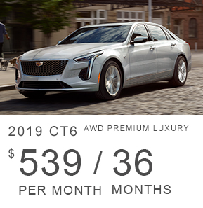 2019 Cadillac CT6 AWD Premium Luxury