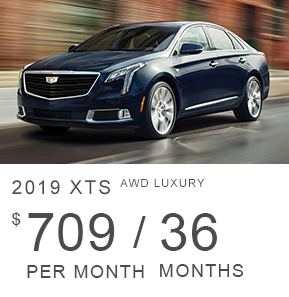 2019 Cadillac XTS AWD Luxury