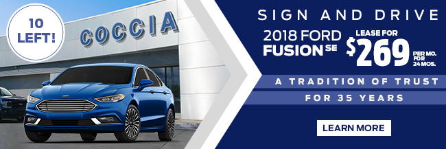 Sign and Drive Offer