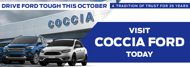 Drive Ford Tough This October