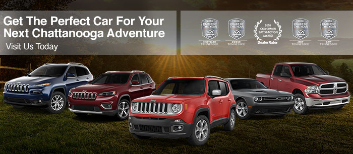 Get The Perfect Car For Your Next Chattanooga Adventure