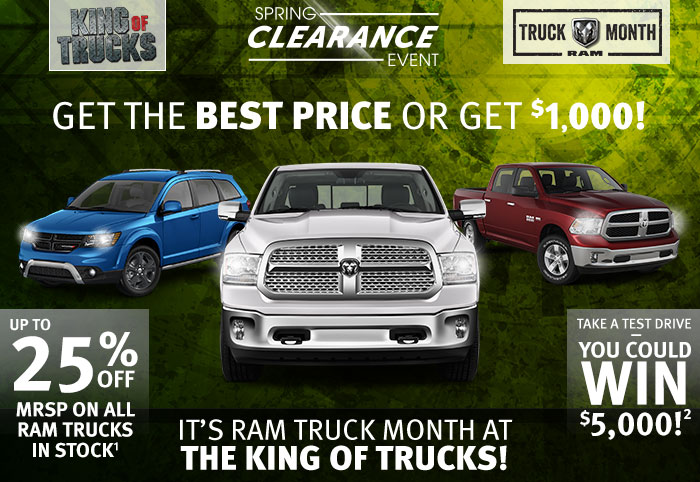 Get The Best Price Or Get $1,000!