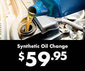 Synthetic Oil Change