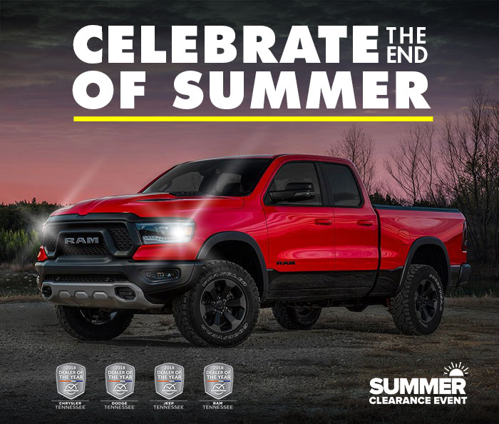 Celebrate The End Of Summer