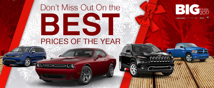Don't Miss Out On the Best Prices of the Year!