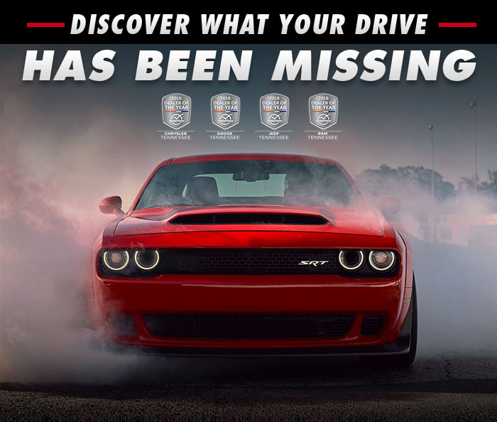 Discover What Your Drive Has Been Missing
