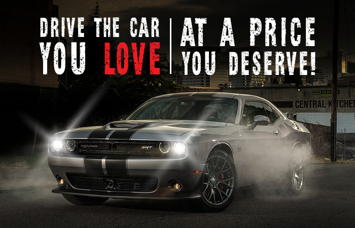 Drive The Car You Love