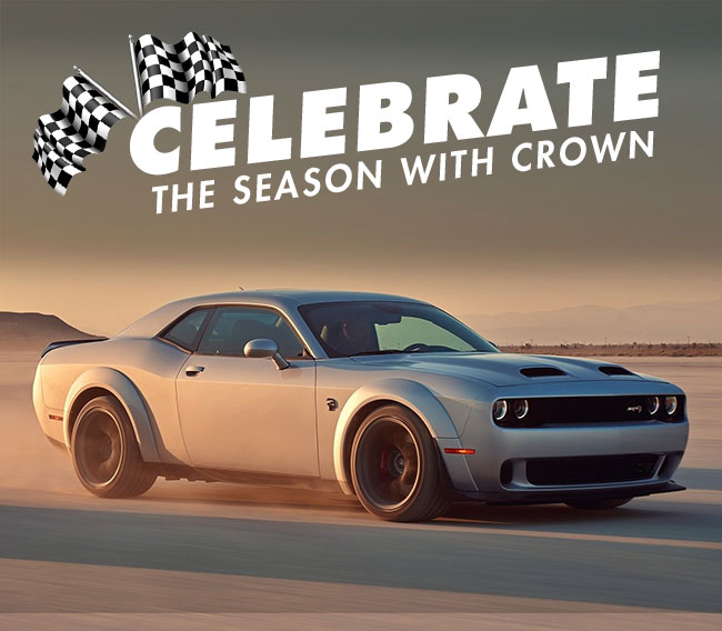 Celebrate The Season With Crown