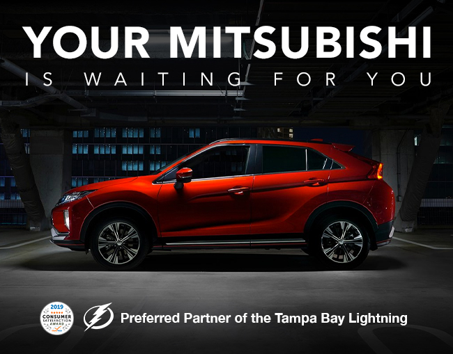 Your Mitsubishi Is Waiting For You