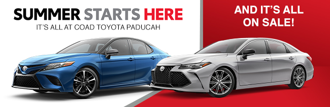 It's All At Coad Toyota Paducah