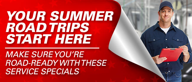 Your Summer Road Trips Start Here