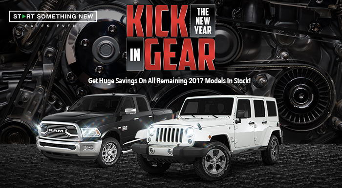 Kick The New Year In Gear!