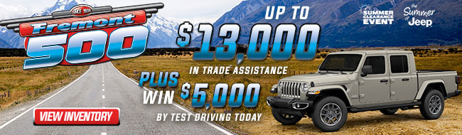 Up to $13,000 in Trade Assistance