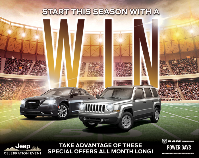 Start This Season With A Win!