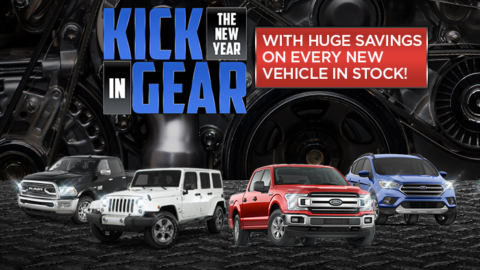Kick The New Year Into Gear