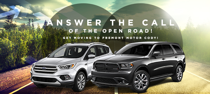 Answer The Call Of The Open Road!