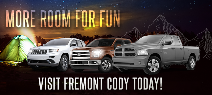 More Room For Fun at Fremont Motor Cody