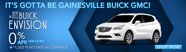 New 2017 and 2018 Buick Envision