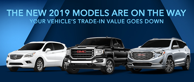 The New 2019 Models Are On The Way