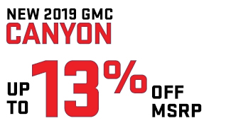 Up To 13% Off MSRP
