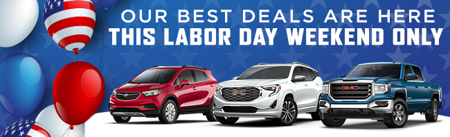 Our Labor Day deals are here!
