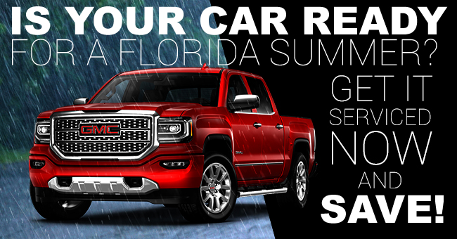 Is Your Car Ready For A Florida Summer?