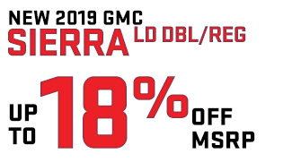 Up To 18% Off MSRP