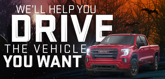 We'll Help You Drive What You Want