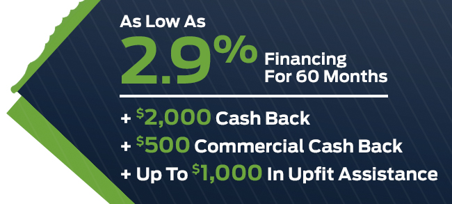 Special Commercial Savings]