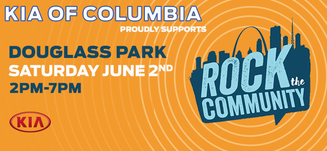 Rock the Community Event