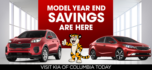 Model Year End Savings Are Here