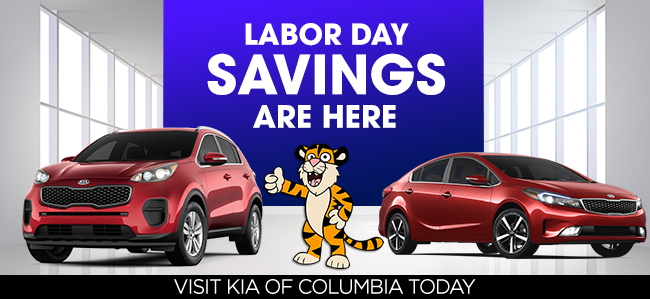 Labor Day Savings Are Here