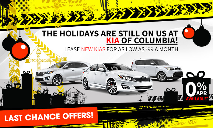 Last Chance! The Holidays Are Still On Us!