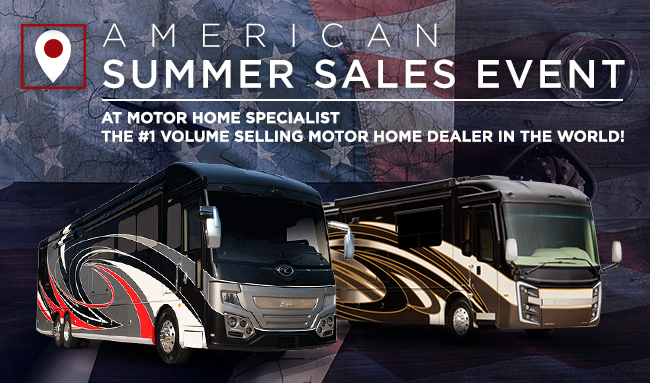 American Summer Sales Event