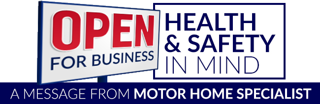 Message from Motor Home Specialist
