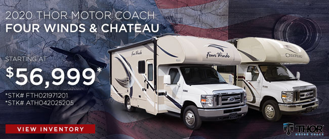Thor Motorcoach Four Winds & Chateau