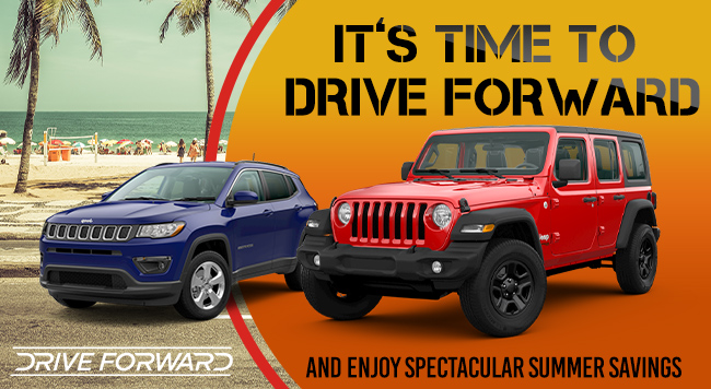 It's Time To Drive Forward And Enjoy Spectacular Summer Savings