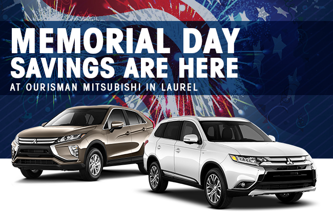 Start The New Decade Off Right With A Great Deal From Ourisman Mitsubishi