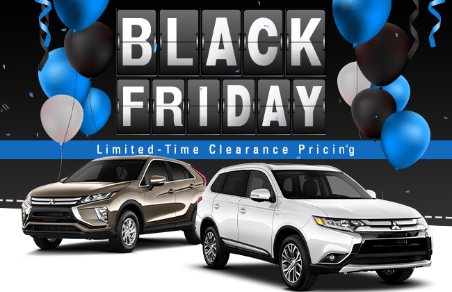 Black Friday, Limited-Time Clearance Pricing