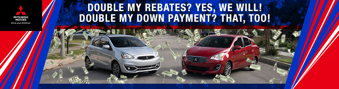 Double Your Rebates Up To $2,000