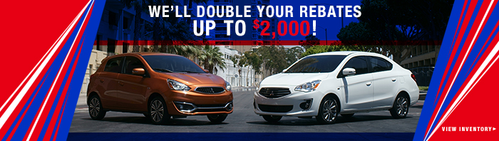 Double Your Rebates Up To $9,000