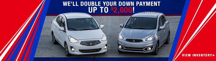 We'll Double Your Down Payment Up To $2,000