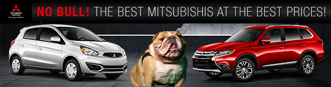The Best Mitsubishis at the Best Prices!