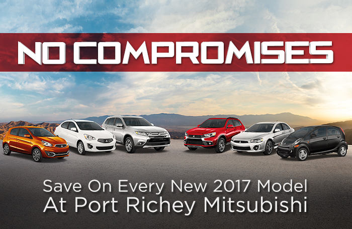 Get Year-End Deals On New Mitsubishis