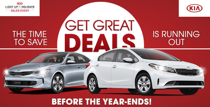Get Great Deals Before The Year-Ends!